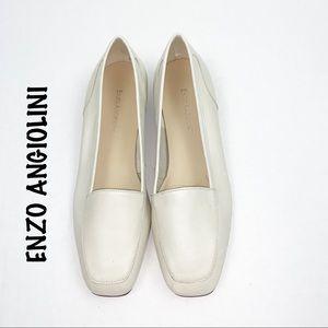 ENZO ANGIOLINI | off white Flat Shoes